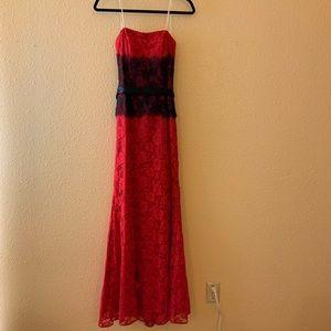 Fiesta Prom Wedding Dress